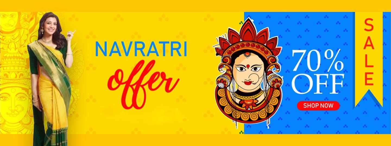 Happy Navratri Sale